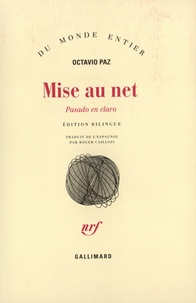 Octavio Paz - Mise au net.