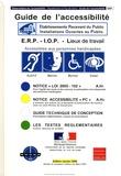 ODBTP 63 - Guide de l'accessibilité ERP-IOP-Lieux de travail. 1 Cédérom