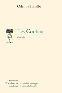 Odet de Turnèbe - Les Contens.