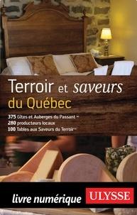 Odette Chaput et André Duchesne - Terroir et saveurs du Québec - 265 Gîtes et Auberges du Passant ; 180 producteurs locaux ; 100 Tables aux Saveurs du Terroir.