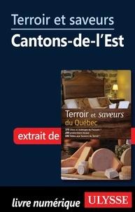 Odette Chaput - Terroir et saveurs du Québec - Cantons de l'est.