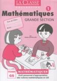 Odette Chevaillier - Mathématiques Grande Section - Pack en 2 volumes Tomes 1 et 2.