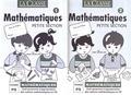 Odette Chevaillier - Mathématiques Petite Section - 2 volumes : fichiers 1 et 2.