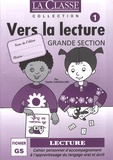 Odette Chevaillier - Vers la lecture Grande Section - 2 volumes.