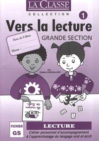 Odette Chevaillier - Vers la lecture Grande Section - 2 volumes.