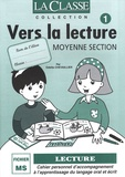 Odette Chevaillier - Vers la lecture Moyenne Section - 2 volumes.