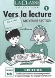 Odette Chevaillier - Vers la lecture MS - 2 volumes.