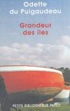 Odette Du Puigaudeau - Grandeur des îles.