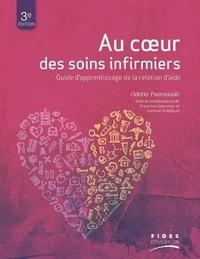 Ucareoutplacement.be Au coeur des soins infirmiers - Guide d'apprentissage de la relation d'aide Image