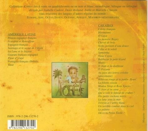 Petite vodji. Conte de la Guyane créole-français
