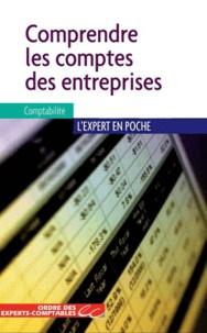 Odile Barbe et Philippe Barré - Comprendre les comptes des entreprises.