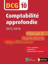Odile Barbe et Laurent Didelot - EXPERT COMPTA  : Comptabilité approfondie DCG 10 - Manuel et applications - Format : ePub 3.