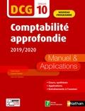 Odile Barbe et Laurent Didelot - Comptabilité approfondie DCG 10 - Manuel & applications.