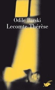 Odile Barski - Lecomte Thérèse.