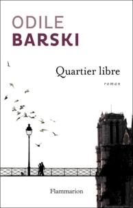 Odile Barski - Quartier libre.