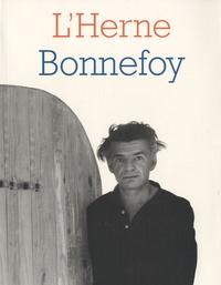 Odile Bombarde et Jean-Paul Avice - Yves Bonnefoy.