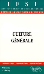 Odile Burrus et Alain Harlay - Culture générale.