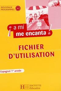 Deedr.fr Espagnol 1e année A mi me encanta! - Fichier d'utilisation Image