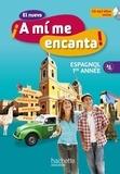 Odile Cleren Montaufray - Espagnol 1re année El nuevo A mi me encanta !. 1 CD audio MP3