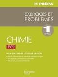 Odile Durupthy et Magali Giacino - Chimie PCSI - 1ère année - Exercices et Problèmes.