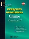 Odile Durupthy et Alain Jaubert - Exercices & Problèmes Chimie - 2e année MP/PT.