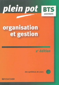 Organisation et gestion BTS assistants - Odile Girault | Showmesound.org