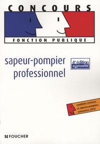 Odile Girault et Rémy Paul - Sapeur-pompier professionnel.