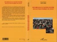 Odile Goerg - Pouvoirs locaux et gestion foncière dans les villes d'Afrique de l'Ouest.