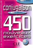 Odile Grand-Clément - Conjugaison - 450 nouveaux exercices, niveau débutant.