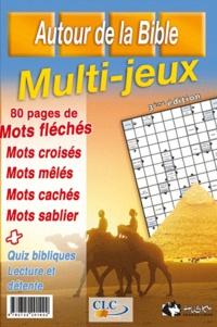 Odile Haumonté - Autour de la bible multi-jeux.