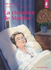 Odile Haumonté - La chambre de Marthe.
