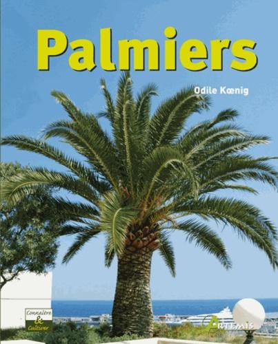 Odile Koenig - Palmiers.