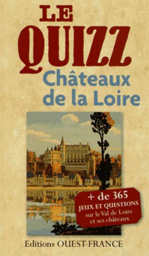 Le Quizz Alsace - Odile Lozachmeur