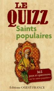 Galabria.be Le quizz Saints populaires Image