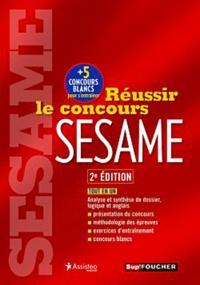 Odile Marie et Agnès Sofiyana - Réussir le concours SESAME.