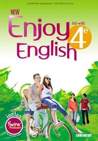 Anglais 4e- A2-B1 - Odile Martin-Cocher |