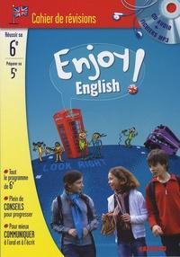 Enjoy English !- Cahier de révision Anglais 6e à la 5e - Odile Martin-Cocher | Showmesound.org