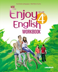 Odile Martin-Cocher - New Enjoy English 4e - Workbook.