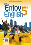 Odile Martin-Cocher - New Enjoy English 5e A1-A2. 1 DVD