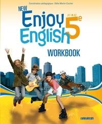 Odile Martin-Cocher - New enjoy english 5e A1/A2 - Workbook.