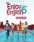 Odile Martin-Cocher et Sophie Plays - New Enjoy English 6e - Workbook Palier 1 A1-A2.