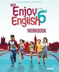 Odile Martin-Cocher et Sophie Plays - New Enjoy English 6e - Workbook Palier 1 A1-A2.