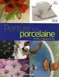 Odile Menotti - Peinture sur porcelaine d'hier à aujourd'hui - Techniques et applications.