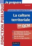Odile Meyer - La culture territoriale en QCM.