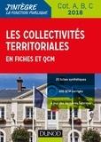 Odile Meyer - Les collectivités territoriales en fiches et QCM.