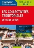 Odile Meyer - Les collectivités territoriales en fiches et QCM - Catégorie A, B, C.