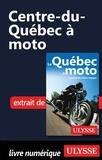 Odile Mongeau et Hélène Boyer - Centre-du-Québec à moto.