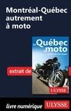 Odile Mongeau et Hélène Boyer - Montréal-Québec autrement à moto.