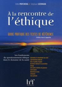 A la rencontre de léthique - Les fondements du questionnement éthique.pdf