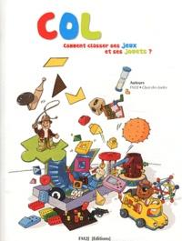 Odile Périno - COL, bien classer ses jeux et ses jouets.